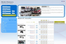 Car and Motor Rental Booking System